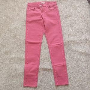 Uniqlo Skinny Stretch Color Jeans
